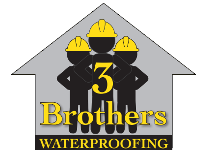 3 Brothers Waterproofing Logo